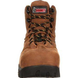 Rocky Men's Nail Guard Steel Toe Puncture Resistan